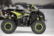 2015 BRP Can-Am Renegade 1000 XXC 1