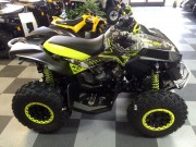 2015 BRP Can-Am Renegade 1000 XXC 4