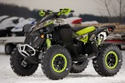 2015 BRP Can-Am Renegade 1000 XXC 0