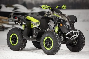 2015 BRP Can-Am Renegade 1000 XXC