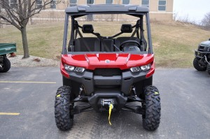 2016 BRP Can-Am Defender 1000 XT HD10