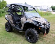 2016 BRP Can-Am Commander Hunting Edition 1000 Mossy Oak 1