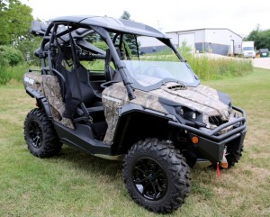 2016 BRP Can-Am Commander Hunting Edition 1000 Mossy Oak