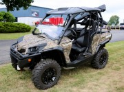 2016 BRP Can-Am Commander Hunting Edition 1000 Mossy Oak 6