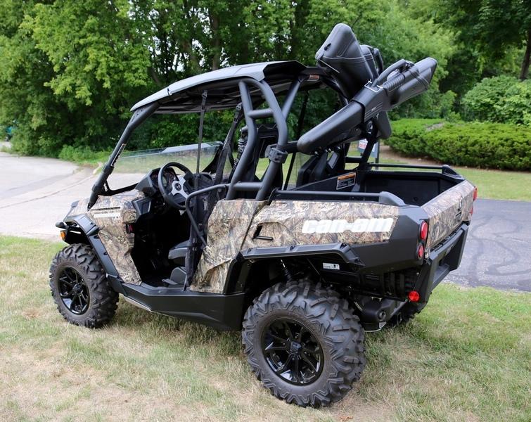 2016 brp can am commander hunting edition 1000 mossy oak import moto. Black Bedroom Furniture Sets. Home Design Ideas