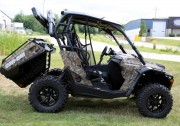 2016 BRP Can-Am Commander Hunting Edition 1000 Mossy Oak 8