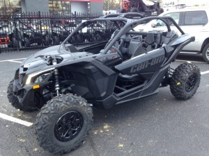 2017 BRP Can-Am Maverick X3 X DS Turbo R