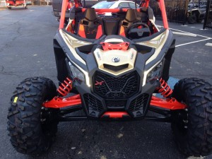 2017 BRP Can-Am Maverick X3 XRS Turbo R