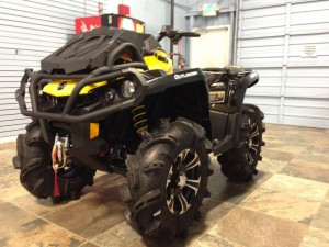 2015 BRP Can-am Outlander 800 XMR