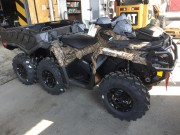 2017 BRP Can-Am Outlander 6х6 1000 ХТ CAMO 0