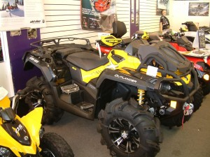 2015 BRP Can-Am Outlander 1000 XMR