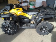 2015 BRP Can-Am Outlander 1000 XMR 4