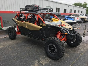 2017 BRP Can-Am Maverick X3 MAX XRS Turbo R