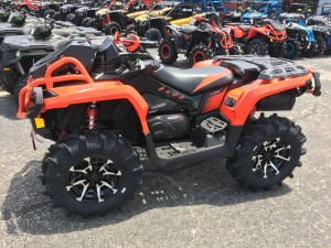 2018 BRP Can-Am Outlander XMR 1000R