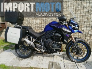 2013 Triumph Tiger Explorer 1200