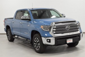 2018 Toyota Tundra Limited 4WD CrewMax